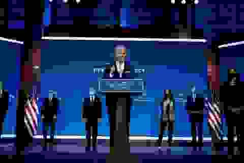 """Ông Biden tuyên bố """"nước Mỹ trở lại"""", hứa khôi phục quan hệ với đồng minh"""