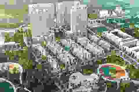 Khai Sơn Hill hút khách với dòng biệt thự bể bơi riêng