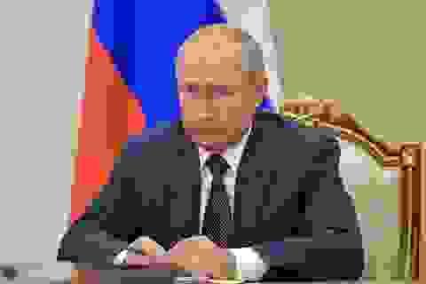 Tổng thống Putin chưa tiêm vắc xin ngừa Covid-19 của Nga