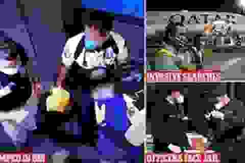 """Vụ """"khám xét khỏa thân"""" tại sân bay: Qatar tìm thấy mẹ bỏ con"""