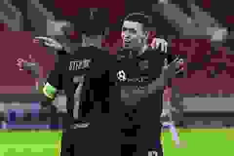 Thắng nhẹ Olympiacos, Man City sớm vượt qua vòng bảng