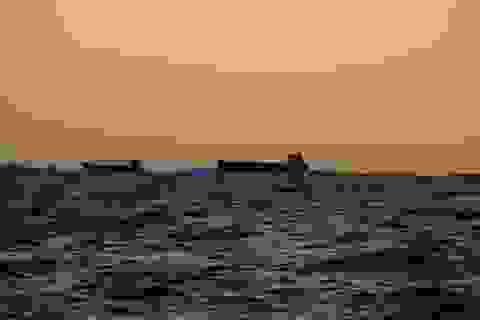 """66 tàu chở than của Australia """"mắc cạn"""" ngoài khơi Trung Quốc"""