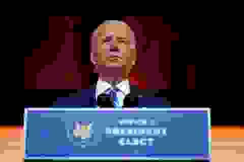 Nước Mỹ chia rẽ hậu bầu cử, ông Biden vẫn tin vào một năm tươi sáng
