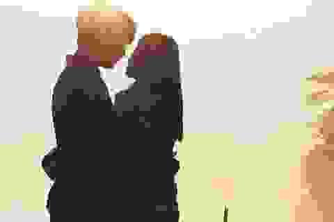 Khả Ngân - Quốc Anh tung ảnh ngọt ngào trong phim Bí mật của gió