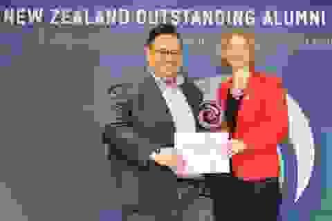 Anh đầu bếp Việt được New Zealand vinh danh
