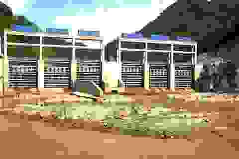 Nghệ An dừng cấp phép các dự án thủy điện mới