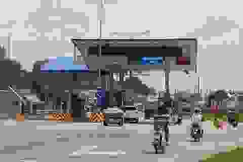 Các trạm thu phí BOT trên đường ĐT 768 chuẩn bị tăng giá