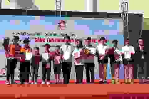 """Lào Cai đạt giải Nhất cuộc thi """"Sáng tạo robot và máy tính thông minh"""""""