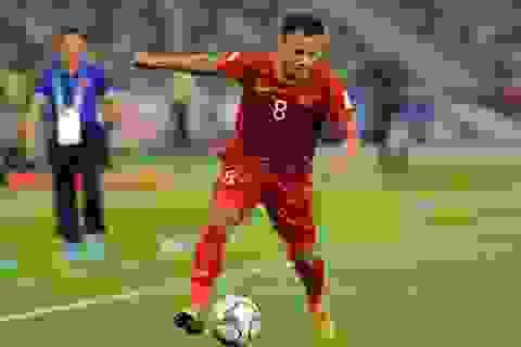 Vì sao HLV Park Hang Seo gọi đến 9 hậu vệ cánh lên đội tuyển?