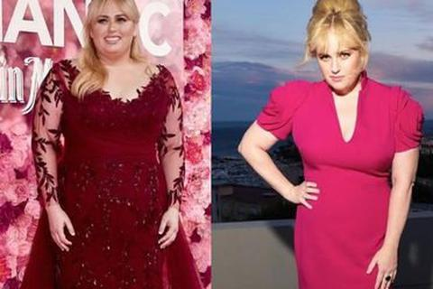 Sao Hollywood Rebel Wilson gây sốc khi giảm gần 20 kg
