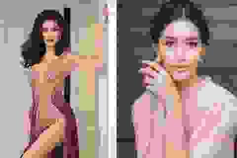 Ngoại hình xinh đẹp và gợi cảm của tân hoa hậu chuyển giới Thái Lan