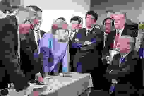 """EU đề xuất liên minh """"hậu Trump"""" đối phó Trung Quốc"""