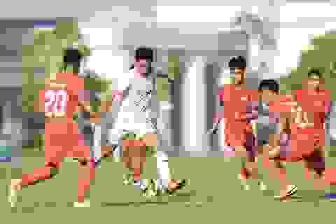 Cục diện các bảng đấu ở giải U17 Cúp Quốc gia 2020 dần hé lộ
