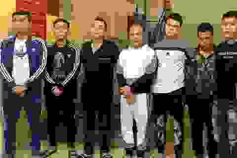 """Hà Nội: Triệt phá ổ nhóm """"tín dụng đen"""" do Hiếu """"Chùa Vua"""" cầm đầu"""