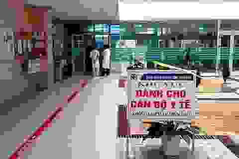Bệnh nhân tái dương tính với SARS-CoV-2 cho kết quả âm tính lần 1