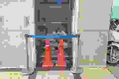Vụ thang máy rơi từ tầng 5: Vừa bảo dưỡng hơn nửa tỷ đồng