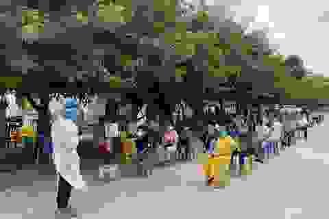 Cụm Covid-19 tăng lên 18 trường hợp, Campuchia cấp tập kiểm soát dịch