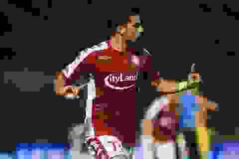 Báo Thái viết gì về cầu thủ Costa Rica của CLB TPHCM?