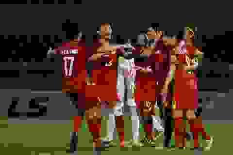 TPHCM tạm giữ ngôi đầu giải bóng đá nữ vô địch quốc gia 2020