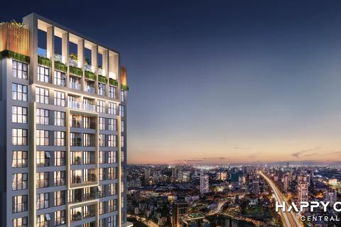 Bình Dương: Tiềm năng đầu tư từ dòng căn hộ cao cấp tại trung tâm