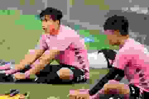 Báo Thái Lan nói gì về chấn thương của Đoàn Văn Hậu?