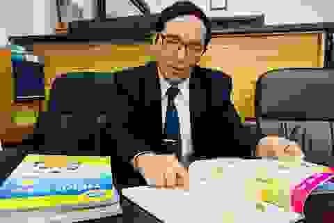 """Chuyên gia chỉ hàng loạt """"sạn"""" trong SGK tiếng Việt lớp 1 của NXB Giáo dục"""