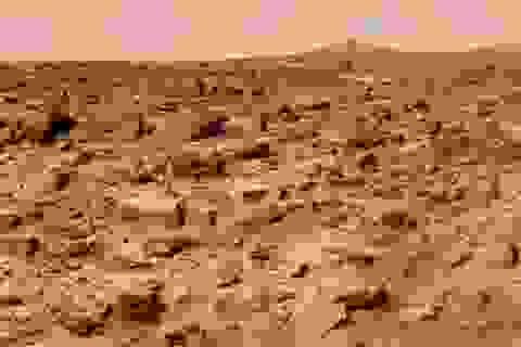 Muối cô đặc trong lòng đất trên Sao Hỏa có thể là nguồn cung cấp ôxy