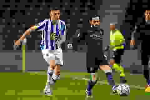 VAR khiến Man City tuột chiến thắng trước Porto