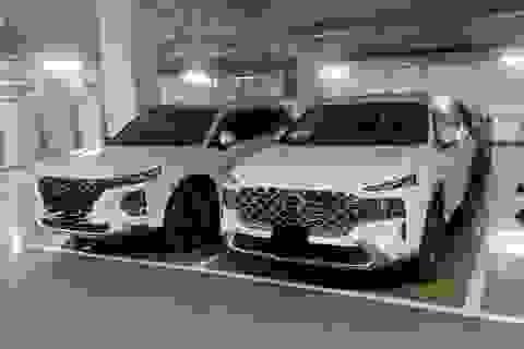Hyundai SantaFe 2021 xuất hiện tại Việt Nam, hãng chưa có kế hoạch ra mắt