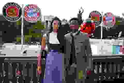 Ngắm cô bạn gái xinh đẹp, gợi cảm của ngôi sao Bayern Munich