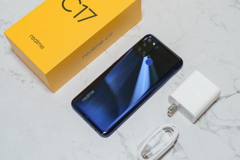 Cận cảnh Realme C17:  màn hình 90 Hz, hiệu năng và camera đủ dùng