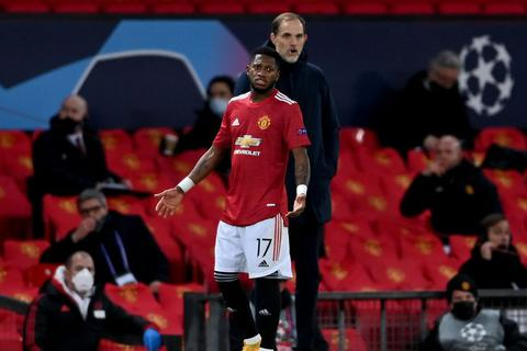 """Martial, Fred là """"tội đồ"""" khiến Man Utd thua PSG"""