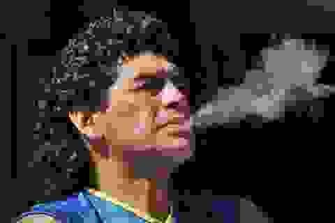 Huyền thoại Maradona đã tìm tới ma túy như thế nào?