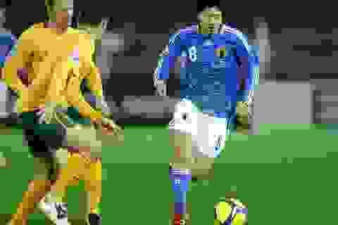 Cựu tuyển thủ Nhật Bản từng dự World Cup gia nhập Sài Gòn FC