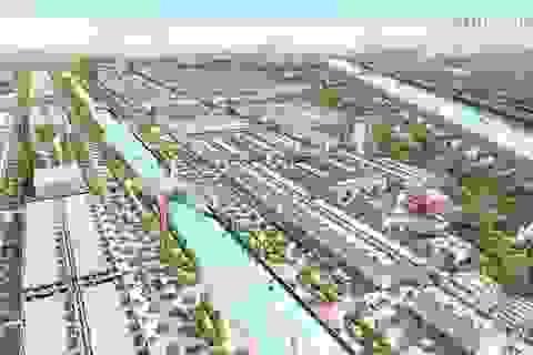 Ấn tượng phong cách thiết kế hiện đại của nhà phố thượng lưu tại Mekong Centre