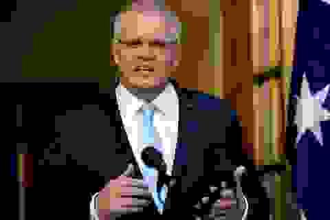 """Mạng xã hội Trung Quốc """"cấm cửa"""" Thủ tướng Australia"""