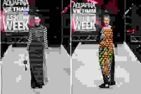 Nhà thiết kế Minh Châu ra mắt bộ sưu tập áo dài độc đáo