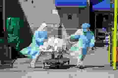 Mỹ có trên 3.100 người chết vì Covid-19 trong ngày, xô đổ mọi kỷ lục