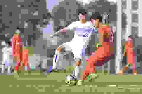 Xác định 8 đội bóng vào tứ kết giải U17 Cúp Quốc gia
