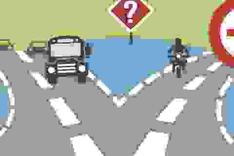 Hiểu đúng về vạch chia làn đường, chiều đường để tránh bị phạt