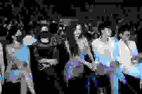 Hoa hậu Di Khả Hân gợi cảm trên thảm đỏ