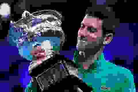 Australian Open 2021 chốt lịch thi đấu, Novak Djokovic mừng thầm