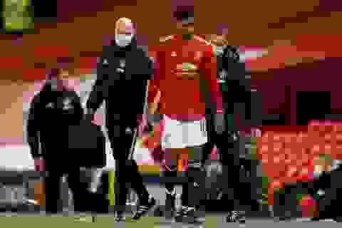 Man Utd tổn thất nặng nề sau trận thua trước PSG