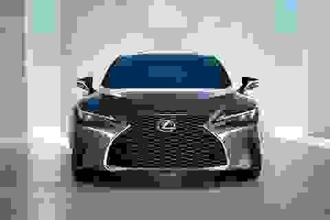 Lexus IS 2021 sắp về Việt Nam, đấu Mercedes-Benz C-Class và BMW 3-Series