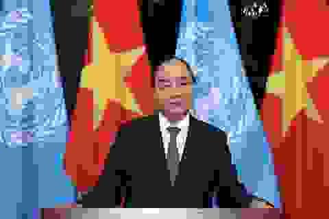 Thủ tướng gửi thông điệp tới phiên họp đặc biệt về Covid-19 của LHQ
