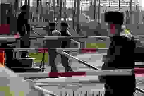 Biên phòng Ukraine nổ súng bắn công dân Nga