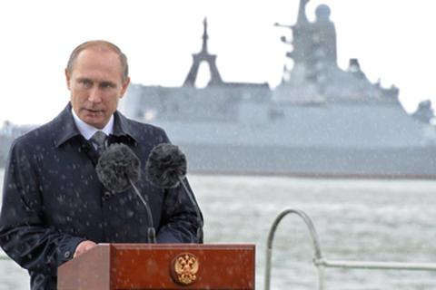 Chỉ trích NATO đông tiến, Nga sửa đổi học thuyết hàng hải