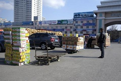 Tẩy chay hàng Trung Quốc, dân Triều Tiên ưa chuộng hàng Nga