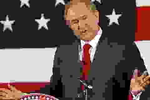 Đảng Cộng hòa có ứng viên thứ 17 tranh cử Tổng thống Mỹ
