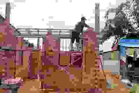 Thêm 300.000 hộ nghèo được vay tiền ưu đãi để xây, sửa nhà